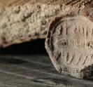 אוסף של בולות מסוף ימי הבית הראשון שהתגלה בחפירות עיר דוד