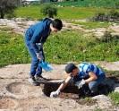 אזור תעשייה קדום נחשף בחפירות תלמידים בחוקוק שבגליל