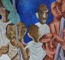 מיזם שיקום ציורי הקיר: הסתיים שיקום ציורי קיר קיבוץ אפיקים; נחנך ציור הקיר בכפר אוריה