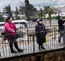 נחנך מסלול המקוואות החדש בגן הלאומי סובב חומות ירושלים